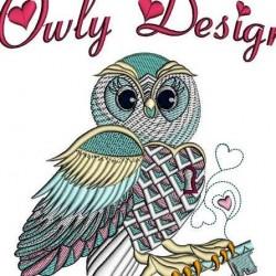 Workshoppakket online kerstworkshop van Owly Brocante
