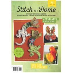 Stitch at home