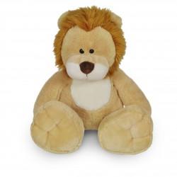 Borduurknuffel Leeuw