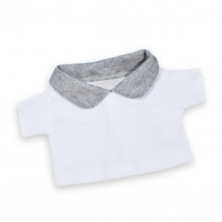T-shirt voor de zelfstandig staande borduurknuffel