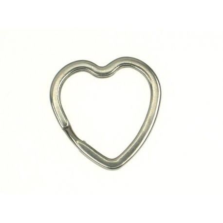Sleutelring hartvorm
